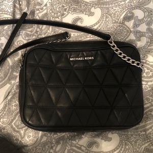 Jetset Quilted Crossbody